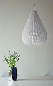 Lampen Selber Bauen Anleitung : diy origami lampe geschafft ich hab uns eine ~ A.2002-acura-tl-radio.info Haus und Dekorationen