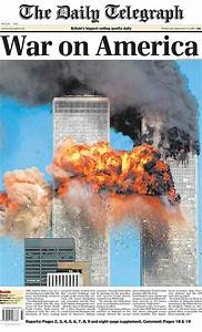 9/11 rewind: A look at front pages of newspapers following ...