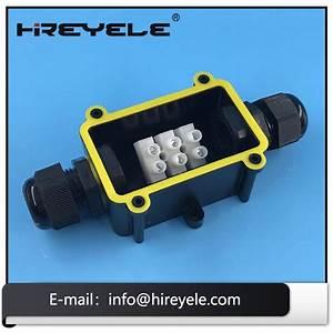 2 Way Outdoor External Electrical Junction Box Ip68