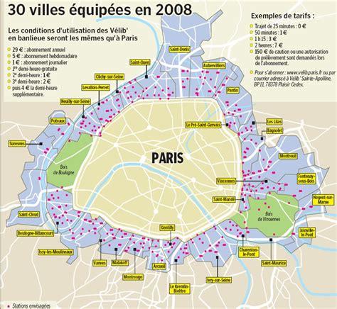 Carte Des Banlieue by La Carte Des Futurs Emplacements Des V 233 Lib En Banlieue