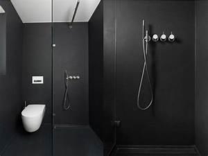 Fugenlose Wandverkleidung Bad : ein fugenloses bad gibt ihrer wohnung den letzten schliff badezimmer zenideen ~ Frokenaadalensverden.com Haus und Dekorationen