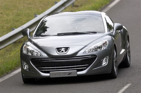 Peugeot Car :  Peugeot Rcz 2010 Evokes Strong Emotions