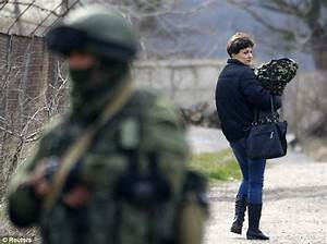 Ukraine to withdraw troops from Crimea after being forced ...