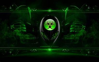 4k Windows Theme Desktop Alienware Background Radioactive