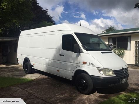 View traillite's range of new and used motorhomes, campervans and caravans for sale. Mercedes-Benz Sprinter 413 CDI 2002 | Trade Me | Benz sprinter, Sprinter 413, Sprinter