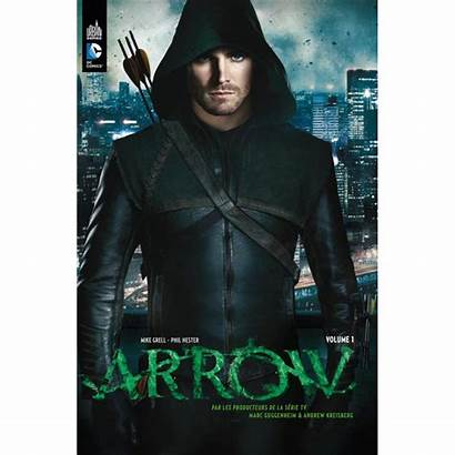 Arrow Serie Tome Comics Serie Expedition
