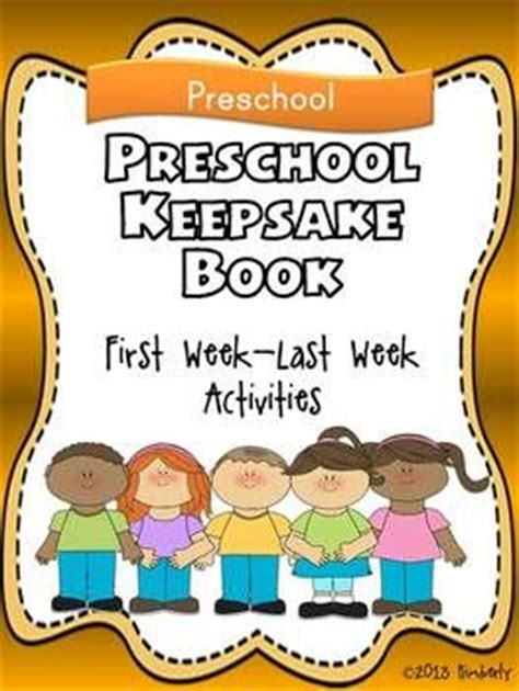 preschool keepsake book week last week activities 988 | a77690f480a264f7ff5dfa0d65aa06c2