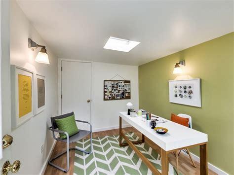 peinture bureau peinture verte 3 nuances de vert fraîches en 35 idées