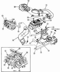 Air Filter Box 1992 E350 Cutaway 460
