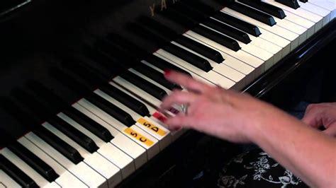 Piano Lessons Suzuki Method by Suzuki Piano Method Lesson 7