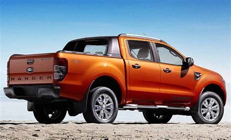concept ranger discovering the 2015 ford ranger