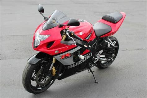 2005 Suzuki Gsxr 600 600 Sportbike For Sale On 2040-motos