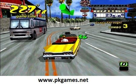 pc games  software crazy taxi full