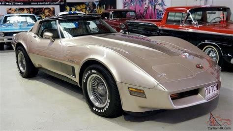 Limited Edition Corvette by 1982 Chevy Corvette Limited Edition C3 L83 V8 Suit L82