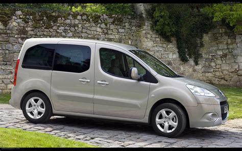 2009 Peugeot Partner Tepee Widescreen Exotic Car Image 04