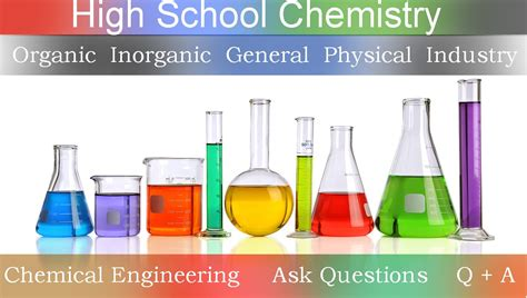 learn chemistry high school advanced level chemical