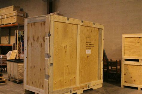 trade show crates certified