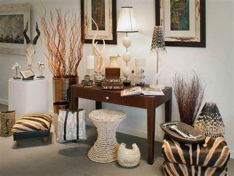 Beautiful Safari African Decorating Ideas  African Case
