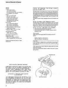 Sony Car Stereo Wiring Diagram Cdx Gt540ui