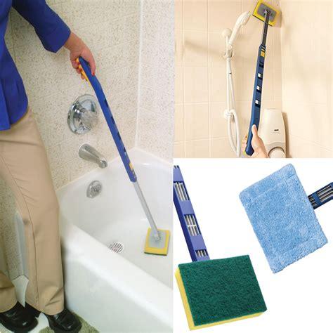 Bathroom Floor Cleaner by Extending Window Tile Cleaning Tool Telescopic Bathroom
