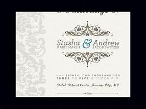 50 examples of wonderfully designed wedding invitations for Wedding invitations layout examples