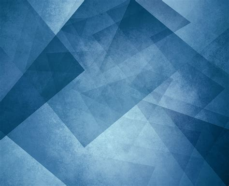abstract blue background  triangles  rectangle