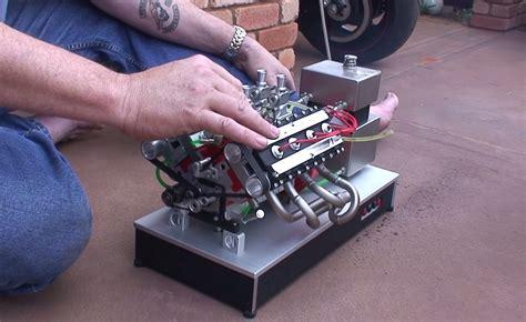 tiny   nitro engine  sounds amazing video