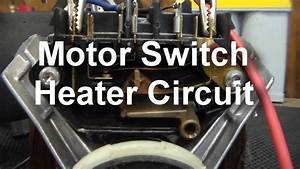 How To Test The Motor Switch On A Dryer That Is Not