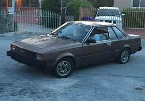 1982 Toyota Corolla Sr-5 For Sale