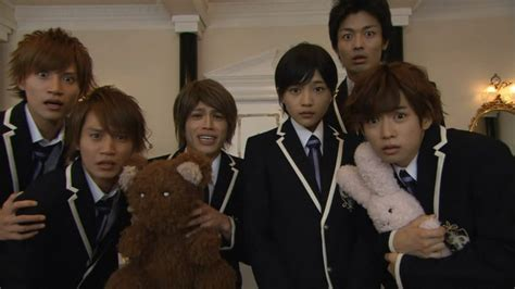 Time Waits for No One: Ouran Host Club live action movie ...