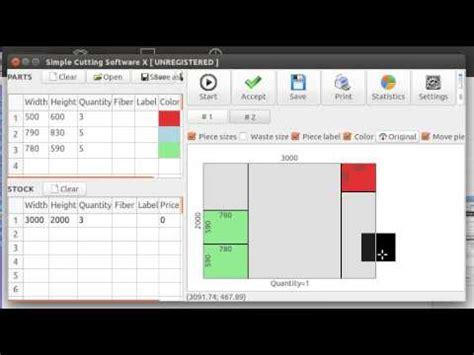 simple cutting software   ubuntu linux youtube