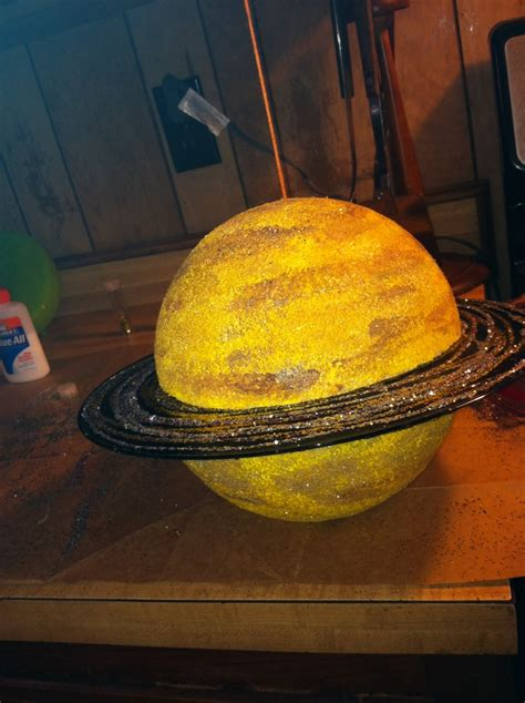 Saturn Planet Model for School - Pics about space