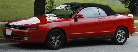 file toyota celica convertible jpg wikimedia commons