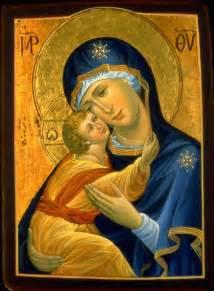 Risultato immagine per maria madre di dio