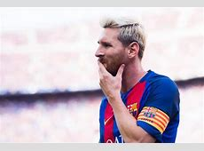Messi told the reason of becoming blonde Vivaro News