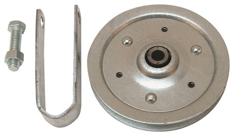 Garage Door Pully by Prime Line Gd52108 Garage Door Pulley With And Bolt