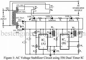Pin On Voltage Stablizer