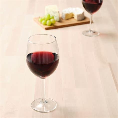 SVALKA สวัลก้า แก้วไวน์, แก้วใส, 44 ซล. - IKEA