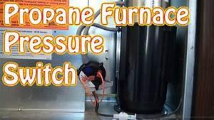 Diy Troubleshoot Miller Propane Furnace Negative Pressure