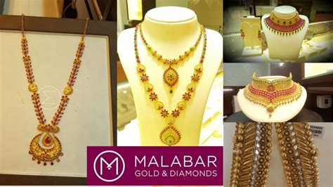 latest jewellery collection of malabar gold kuwait youtube