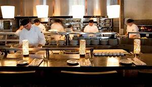 Restaurant kitchen interior design of bistro aix for Interior design of restaurant kitchen