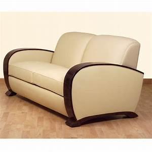 Canapé Art Déco : canapes art deco 1930 canap de luxe art d co 2 places ~ Dode.kayakingforconservation.com Idées de Décoration