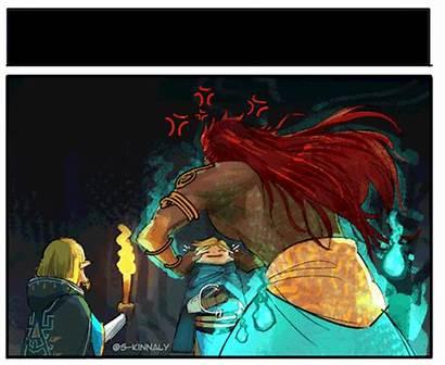 Breath Wild Trailer Zelda Legend Kinnaly Botw2