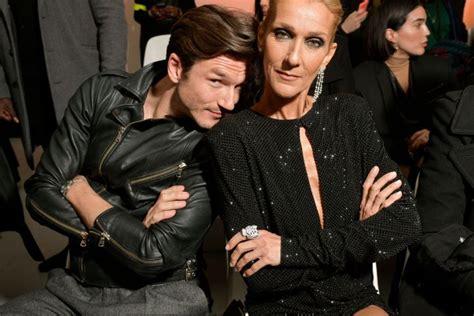 Celine Dion's Backup Dancer Rescues Her From Wardrobe