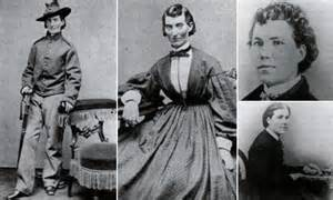 women  fought  men rare civil war pictures