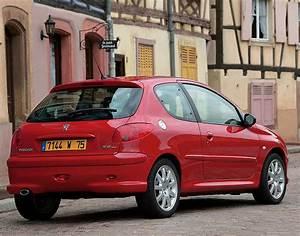 Peugeot 206 Hdi : peugeot 206 1 6 hdi 110 cv autocity ~ Medecine-chirurgie-esthetiques.com Avis de Voitures