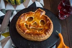 Recette Salée Halloween : galette feuillet e au potiron recette pour halloween ~ Voncanada.com Idées de Décoration