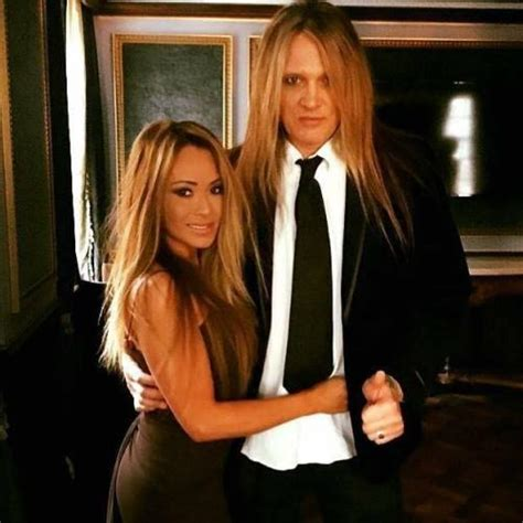 Sebastian Bach And Wife Suzanne Get Behind Medical