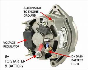 1985 Bmw Alternator Wiring