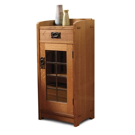 Craft Cabinet App by Arts And Crafts Glass Front Cabinet Finewoodworking